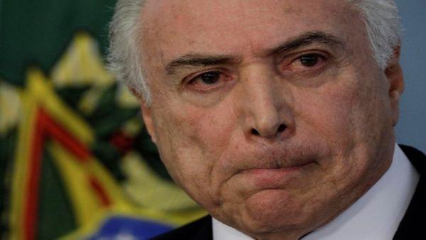 Senado Federal brasileño discutirá reforma laboral de Temer