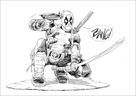 Fonds D Ecran Hd Image Deadpool Dessin