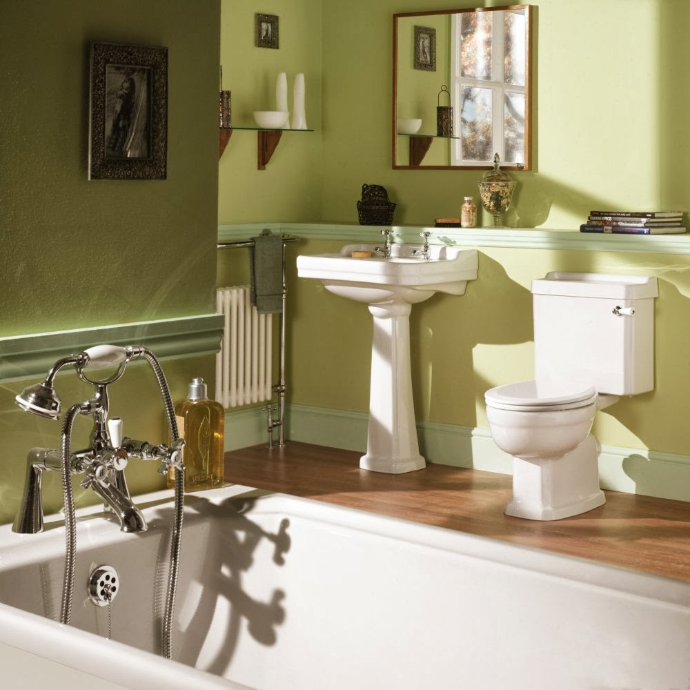 Victorian Bathroom: David Dangerous: Freestanding Bath Ideas