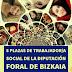 8 plazas de Trabajador/a Social de la Diputación Foral de Bizkaia