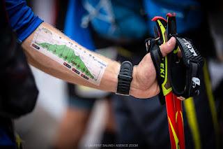 6000D 2018 - La course des Géants - Trail - La Plagne - ©Laurent Salino / Agence Zoom