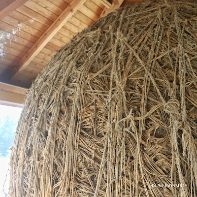 48 No Interstate: How to Create a Road Trip Itinerary - Roadside Attractions: The World's Largest Ball of Twine in Darwin, Minnesota