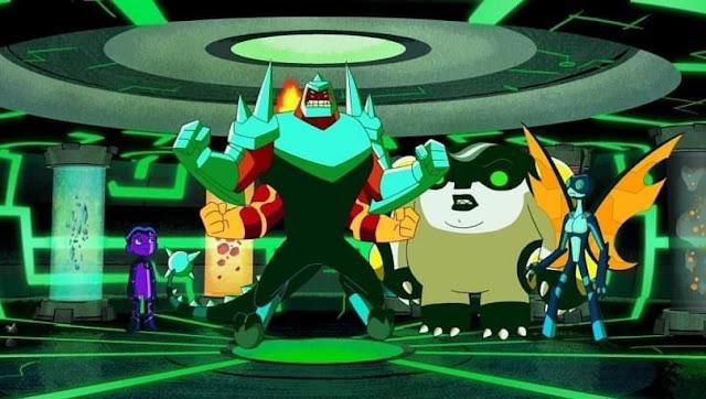 Octubre en Cartoon Network: Especial de Halloween, Ben 10, Transformers Cyberverse y nuevos episodios de Villanos