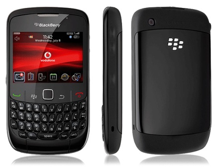 Blackberry 8520 curve GEMINI