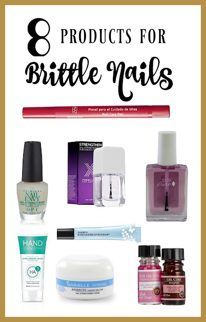 products for brittle nails