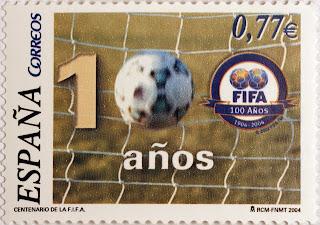 CENTENARIO DE LA FIFA
