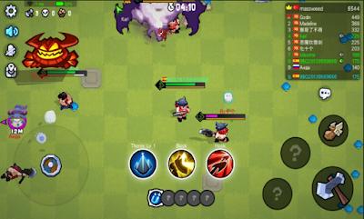 BarbarQ APK MOD Full Unlocked All