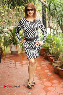 Actress Saloni Latest Pos in Short Dress  0271.JPG