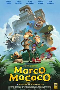 Marco Macaco en Español Latino