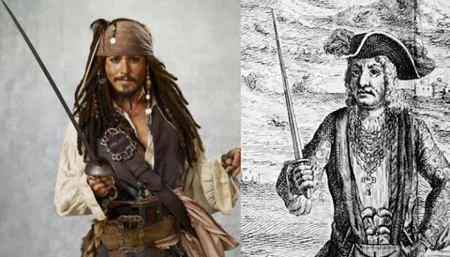 Ternyata Tokoh Jack Sparrow Terinspirasi Dari Seorang Bajak Laut Muslim