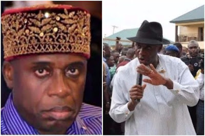 Amaechi admits to corruption in Buhari's government