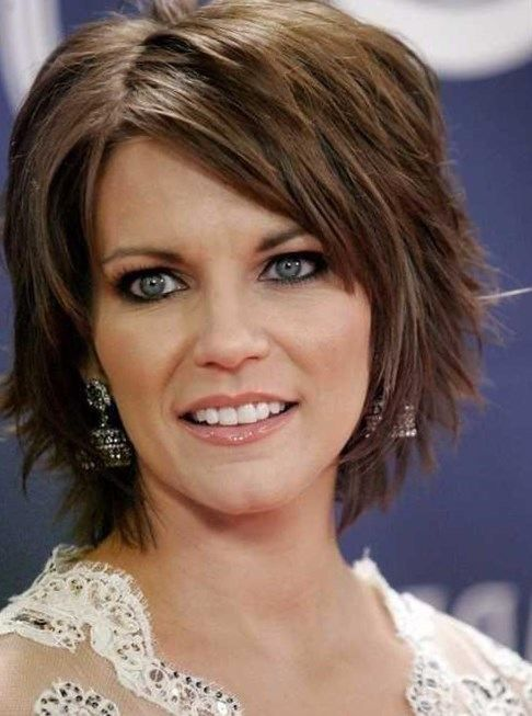 Short Layered Hair For a More Beautiful You