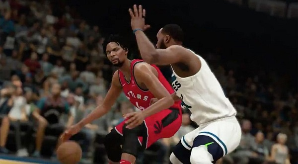 Spesifikasi game NBA 2K18 di PC