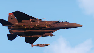Arma3用F-15 Eagle MODのF-15E Strike Eagle