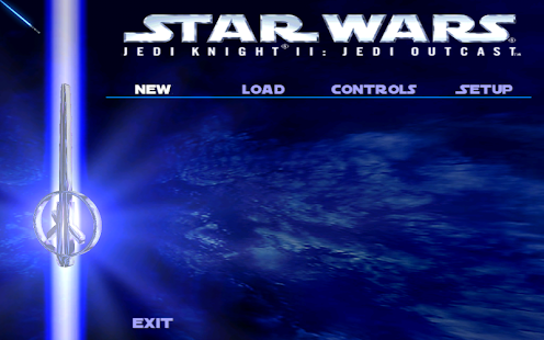 Jedi Knight II Touch Mod apk + data for android