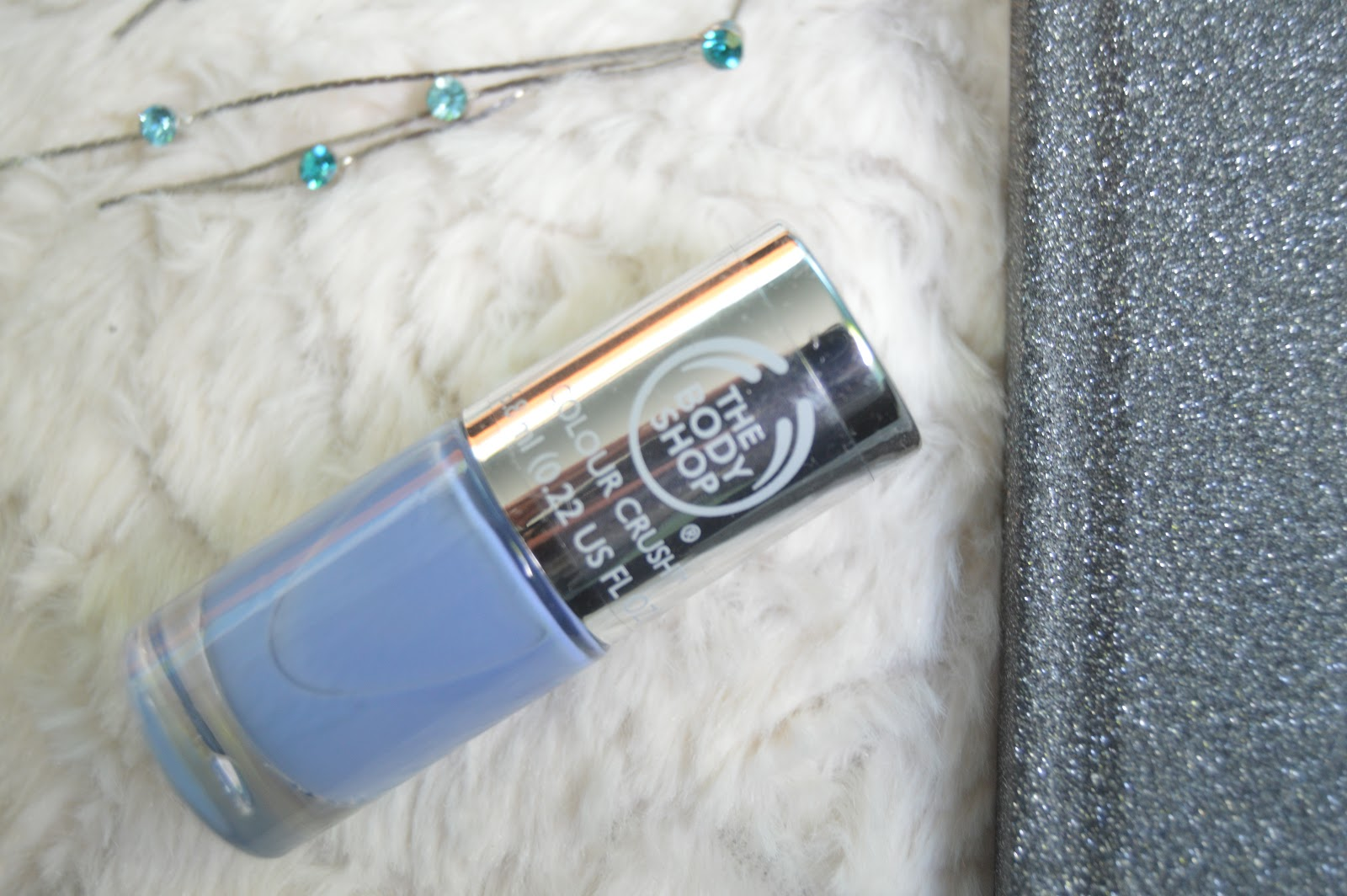 Verniz The Body Shop | Review | A Maiazita
