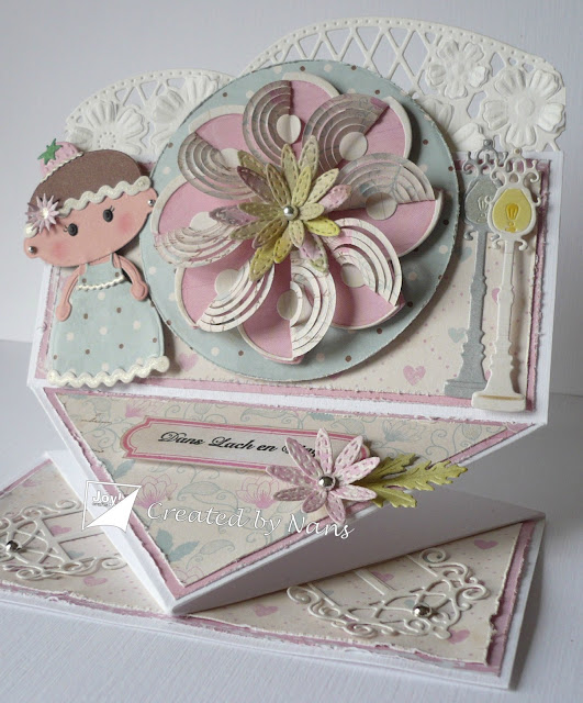 Joy Crafts Clear Stamps Floral