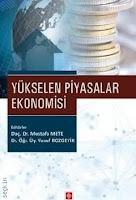 Yükselen Piyasalar Ekonomisi Mustafa Mete - PDF