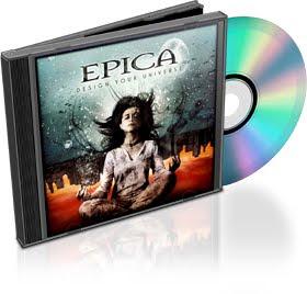 Download CD Epica Design Your Universe 2009