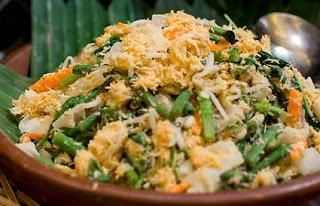 Resep Urap Sayur Mentah yang Enak | menumasak.com