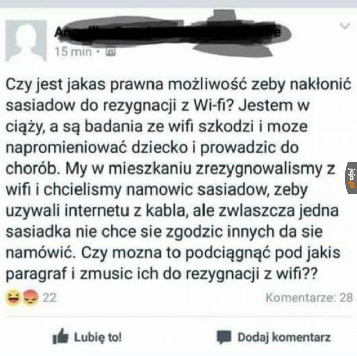 Czy Wi Fi Mikrofalowki I Telefony Komorkowe Sa Szkodliwe Dla