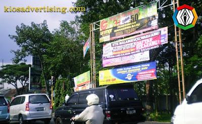 Jasa Pajak dan Pemasangan Banner Murah di Malang