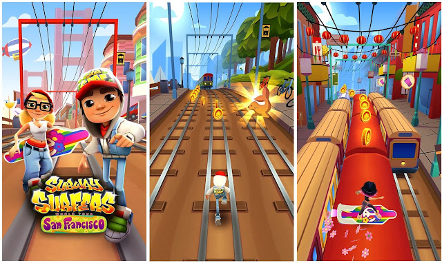 Download Subway Surfers APK v1.66.0 for Android