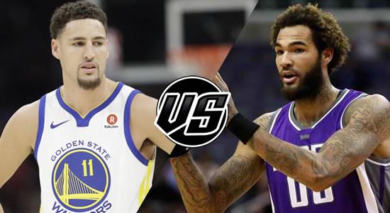Live Streaming List: Sacramento Kings vs Golden State Warriors 2018-2019 NBA Season