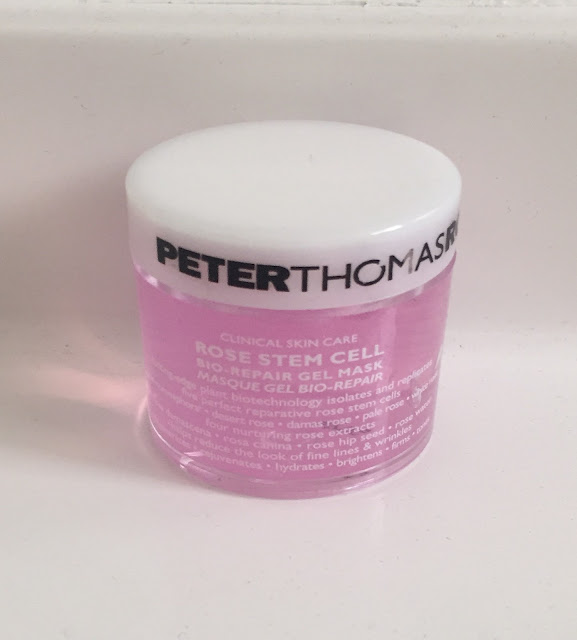 Peter Thomas Roth, Peter Thomas Roth Rose Stem Cell Bio-Repair Gel Mask, face mask, skincare, skin care, On Wednesdays We Wear Pink