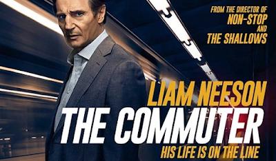 """Daftar Kumpulan Lagu Soundtrack Film The Commuter (2018)"""