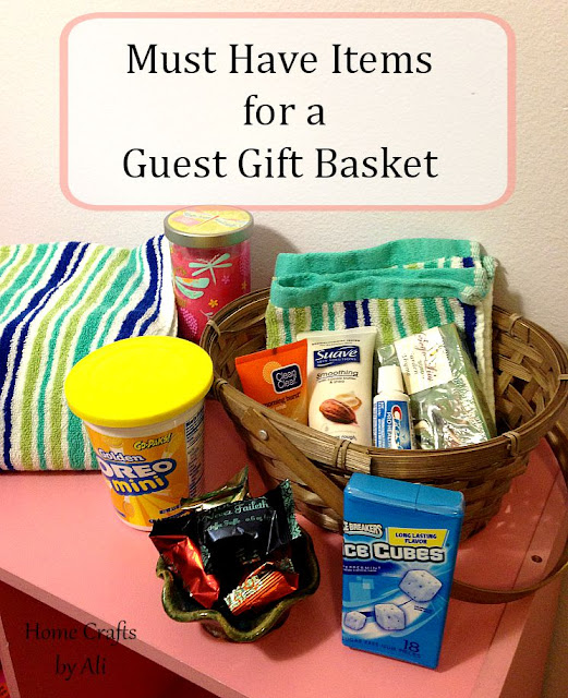 10 items to buy for your guests