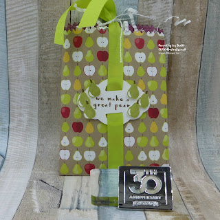 Tutti-Fruitti Mini Gift Bag
