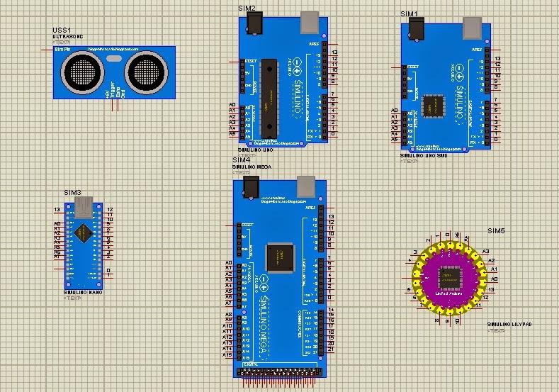 Electronica Y Telecomunicaciones Simular Arduino En