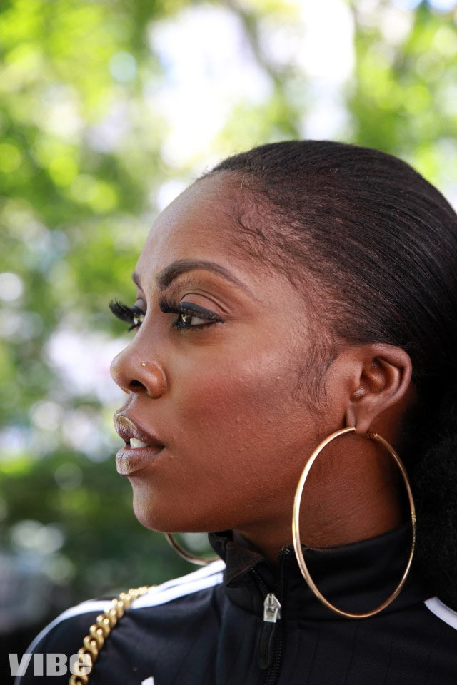 Joining Roc Nation was a no brainier - Tiwa Savage says as she steps out for Vibe Magazine