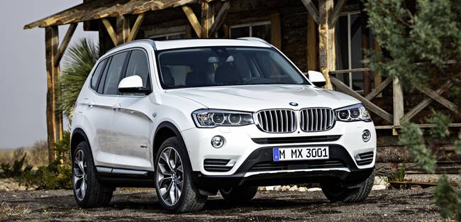 2017 BMW X3 Plug-in Hybrid Review
