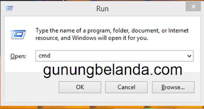 Cara Melihat Mac Address Laptop Dengan Cepat Getmac /v