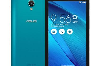 Cara flashing Asus Zenfone Go {ZB452KG} via SD card 100% berhasil