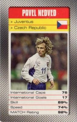 1f6e3321bd3 Euro Trump Cards 2004. Match magazine