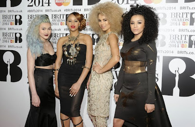Neon Jungle BRIT AWARDS 2014