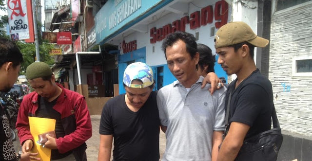 Calo PNS Pangkep Ditangkap di Kios Semarang Makassar