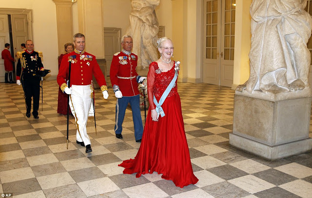 The Queen of Denmark, Margrethe II