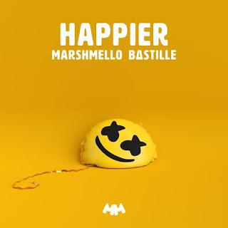 Lirik Lagu Marshmello, Bastille - Happier + Arti dan Terjemahan