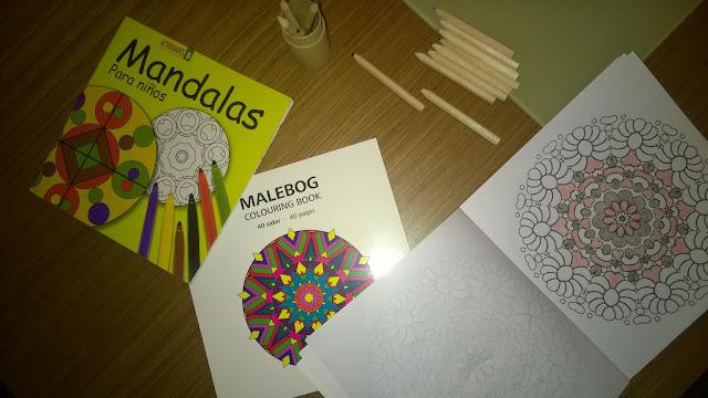 Mandalas para niños y adultos