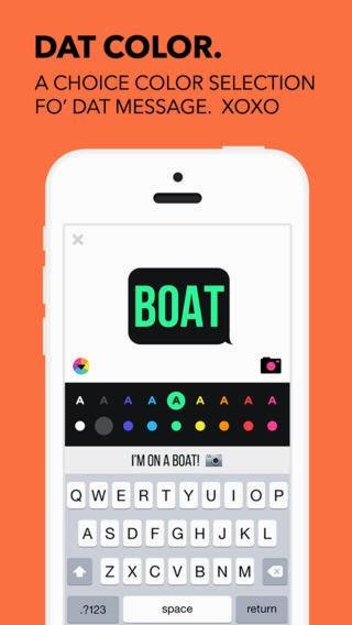 [App Spotlight]想讓iMessage訊息更顯眼?Ultratext 幫你輕鬆作動畫