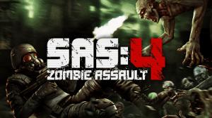 SAS: Zombie Assault 4 MOD APK 1.8.0 Unlimited Money