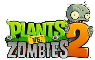 Game terpopuler terahir yaitu Plants vs Zombies 2