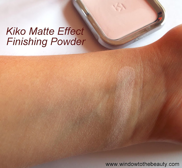 kiko milano powder review