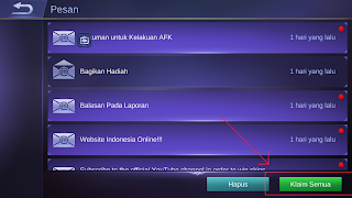 hadiah mobile legends