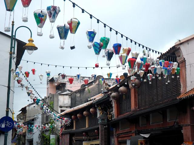 Armenian Street, Georgetown, Penang, Malaysia