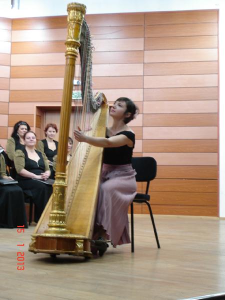 harpa divina